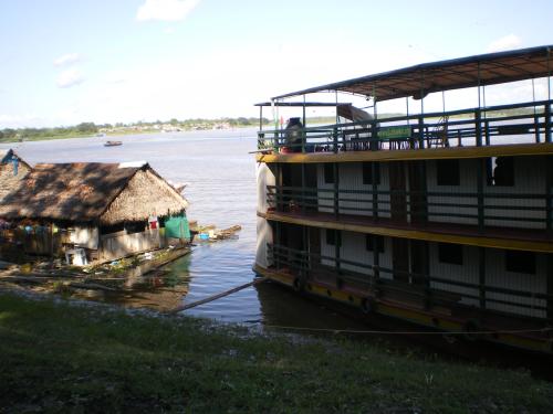 Selva Viva au port