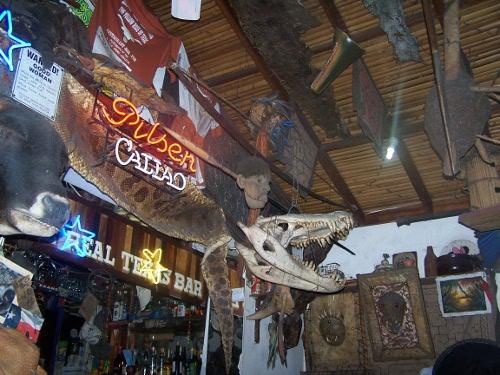 Real Texas Bar, un bar récent avec une déco originale et ouvert H24 en plein centre