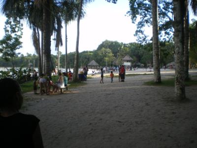 Playa Quistococha