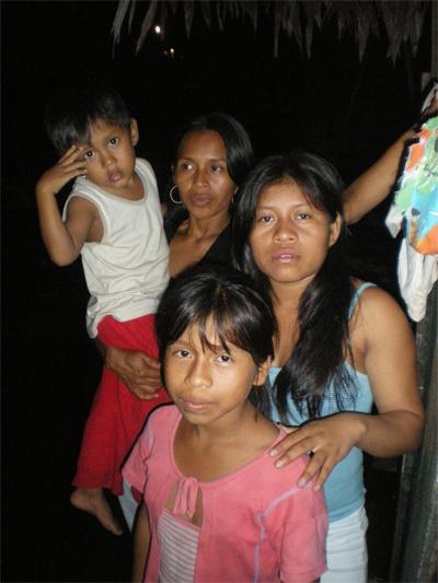 Ma 2eme famille à Iquitos